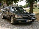 Řídili jsme Mercedes-Benz 560 SEC. Osmiválcové kupé strčí do kapsy spoustu moderních aut
