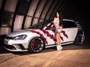 Volkswagen Golf GTI Clubsport: Devatenáctky Oxigin ke kulatinám