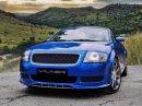 Roadster Audi TT první generace po zásahu Vilnera řádně prokoukl