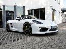 TechArt začíná odhalovat své úpravy pro Porsche 718