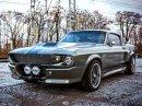 Tento 1967 Shelby GT500 Eleanor v sobě ukrývá Ford Mustang z roku 2012!