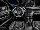 Mercedes-Benz C 63 AMG s interiérem od Carlex Design je pěkně přitažlivý