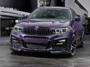 Ruský TopCar upravil BMW X6 v německém stylu