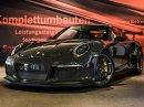 Porsche 911 GT3 RS od Edo Competition: Stačí trocha karbonu