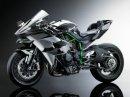 Kawasaki Ninja H2R: Karbonový ninja s kompresorem