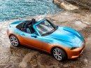 Mazda MX-5 Levanto je jako západ slunce