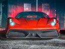 Ferrari 458 Italia od Misha Designs
