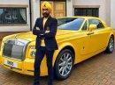 Indický miliardář si koupil najednou šest vozů Rolls-Royce. Jejich barvu vybíral tak, aby ladila s jeho turbanem