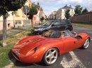 Repliky aut mohou být i zajímavé. Jako tahle kopie vzácného Jaguaru, která je na prodej v Česku