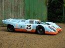 Porsche 917K: Pořiďte si stylovou repliku za tři miliony korun