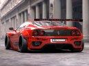 Ferrari 360 Modena st�le um� p�it�hnout pozornost
