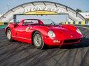 V aukci se prodá jediné Ferrari, které dokázalo vyhrát Le Mans. Dvakrát!