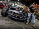 Úpravci udělali z klasického Lamborghini Espada hot rod. Jak se vám líbí?