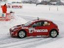 Mazda 3 vyhrála ledovou Andros Trophy