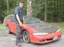 Co se stane s autem, které hnije 10 let v lese? Z interiéru se vám zvedne žaludek