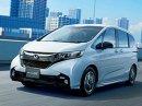 Honda Freed Modulo X: Malé MPV pro Japonce se sportovním šmrncem