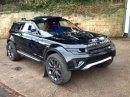Range Rover Evoque pro rallye? Ano!