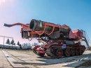 Maďaři kdysi spářili tank se stíhačkou. Ale z důvodů, které byste asi neuhodli