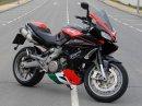 Moto-tuning: Aprilia Sonno GTR