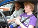 Osmnáctiletý mladík přišel o řidičak 49 minut poté, co ho získal