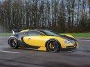 Bugatti Veyron 16.4 po zákroku Oakley Design (+video)