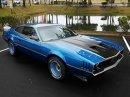 Tohle úžasné auto vzniklo jako pocta klasickým muscle cars. Dva nadšenci ho stavěli 7 let