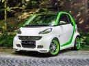 Smart Brabus Cabrio by Vilner: Škoda, že není větší