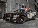 Dodge Charger pro policii také dostal facelift