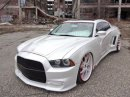 Fantasy Collision & Customs stojí za divokou proměnu Dodge Charger (+video)
