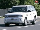 Spy Photos: Range Rover Sport