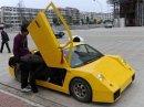 Čínské Lamborghini? Co bude příště, severokorejský Mustang?