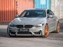 BMW M4 CS ladí u G-Power na rovných 600 koní