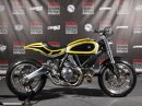Radikal Chopper si pohrál s Ducati Scrambler