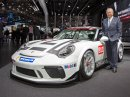 Porsche 911 GT3 Cup: Nová generace se čtyřlitrem
