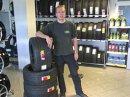 Výherce soutěže s Michelinem dostal parádní gumy