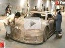 Video: Bugatti Veyron ze dřeva je druh indonéského umění