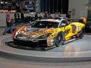 McLaren Senna GTR Concept je specialitkou určenou pro dovádění na závodních okruzích