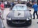 Video: Maserati Quattroporte rozbité kladivy kvůli špatnému servisu
