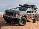 Nissan Titan Project Basecamp: Pro přežití v pustině