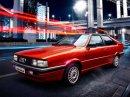 Audi Coupé (B2): Osmdesátková klasika s interiérem od Carbon Motors