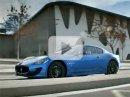 Video: Maserati GranTurismo Sport v akci