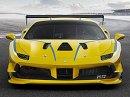 Ferrari představuje 488 Challenge, první turbo pro značkový pohár