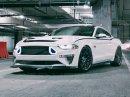 Nový Ford Mustang RTR míří do Las Vegas. Tak jako všechny před ním…