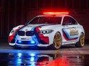 BMW M2 je nový safety car pro Moto GP