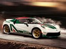 Alfa Romeo 4C jako moderní Lancia Stratos HF