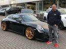 Chris Harris z Top Gearu naboural svoje Porsche 911 GT3