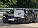 Honda NSX na Nürburgringu: Zvuk není tak zajímavý, jak jsme doufali