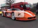 Video: Ferrari Enzo ZXX a Maserati MC12 Corsa na