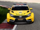 Lada Vesta WTCC Concept: Rusové už zbrojí na příští sezónu