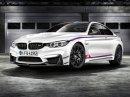 BMW M4 DTM Champion Edition oslavuje mistrovský titul v sezóně 2016